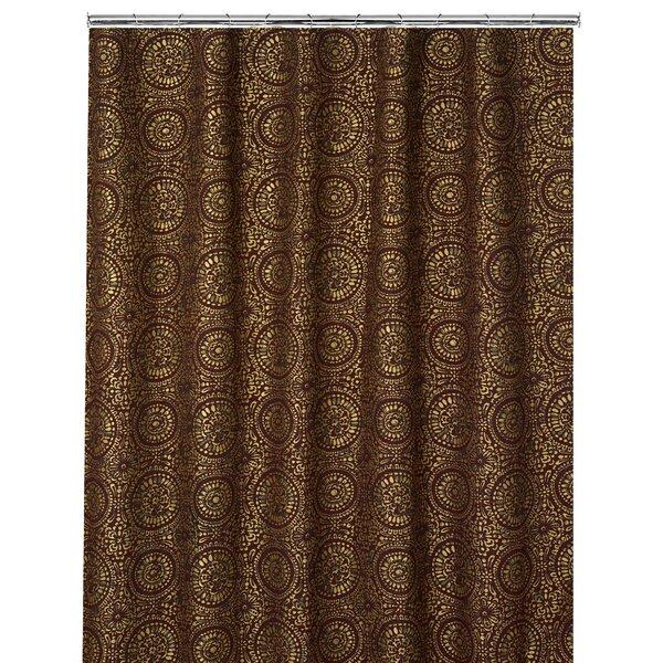 Perlog Shower Curtain by Bloomsbury Market