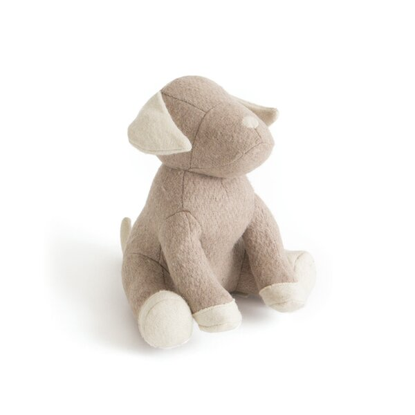 Canine Wool Floor Stop by Hip Vintage