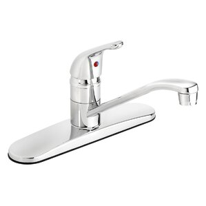 Keeney Manufacturing Company Essential Single Handle Standard Kitchen Faucet