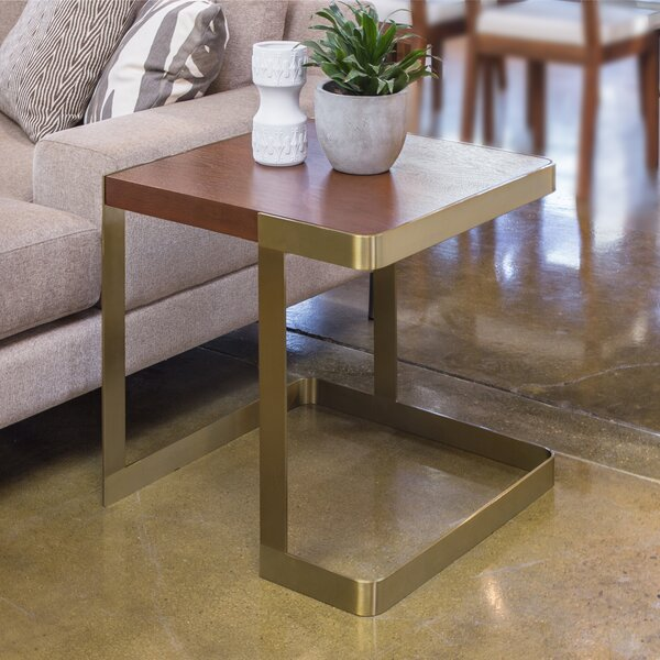Caroline End Table by Allan Copley Designs