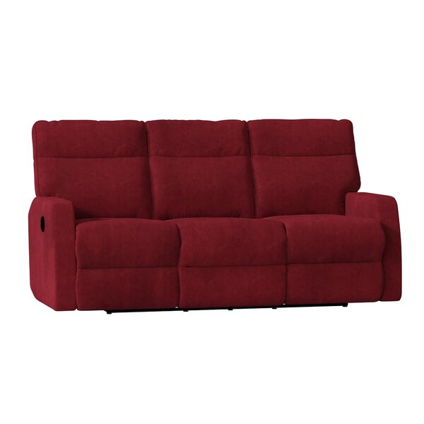 Stay On Trend This Vance Reclining Sofa by Wayfair Custom Upholstery by Wayfair Custom Upholstery��