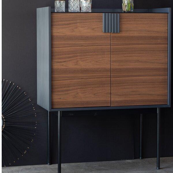 Amalgre Bar Cabinet by Brayden Studio