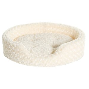 Billy Ultra Plush Oval Pet Bed with Removable Cover