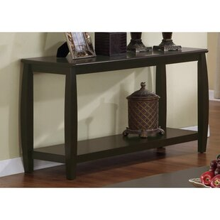 Chappel Console Table Winston Porter Cheap