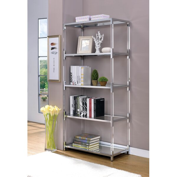 Wellington Etagere Bookcase by Orren Ellis