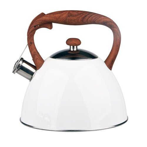 Massengill 3L Whistling Stovetop Kettle Symple Stuff