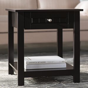Mathew End Table by Zipcod..
