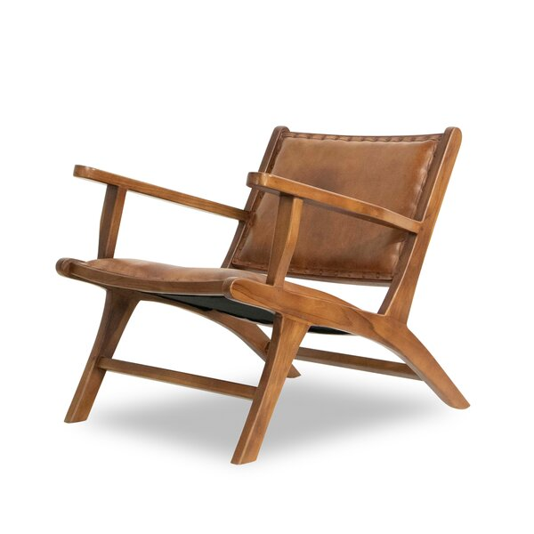 Aguilera Tamasar Lounge Chair By Foundry Select