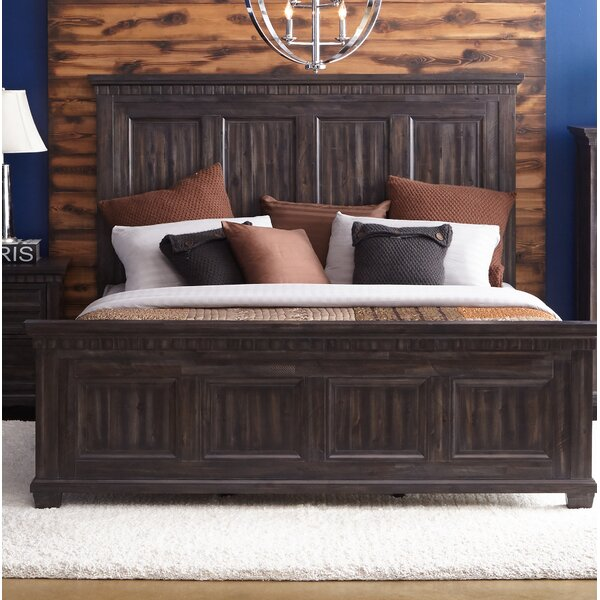 Suzann Panel Bed by Laurel Foundry Modern Farmhouse