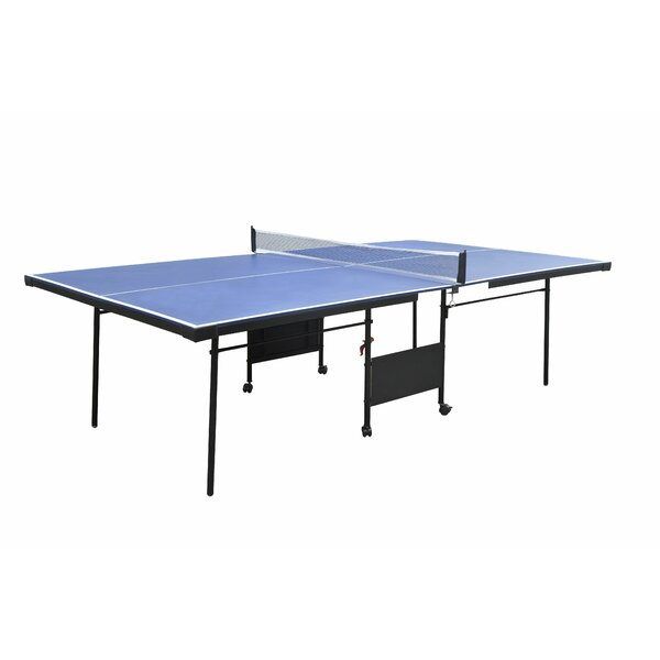 Play Back Folding Indoor Table Tennis Table by Air