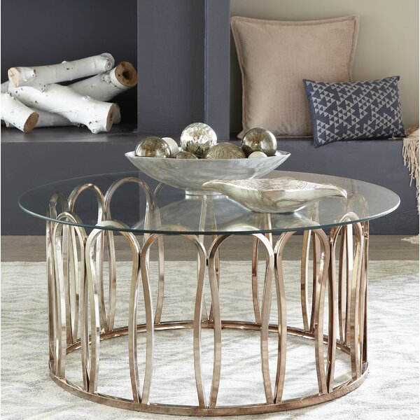 Chisolm Coffee Table By Everly Quinn