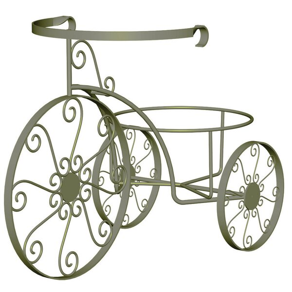 Tricycle plant stand by Panacea Products