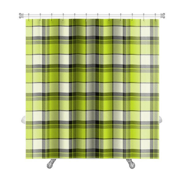 Picnic Old Cloth for Premium Shower Curtain by Gear New