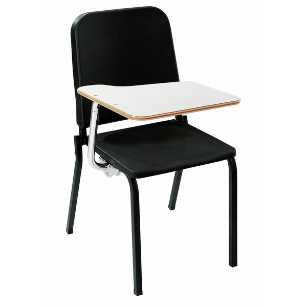 Armless Tablet Arm for Melody Stacking Chair by National Public Seating