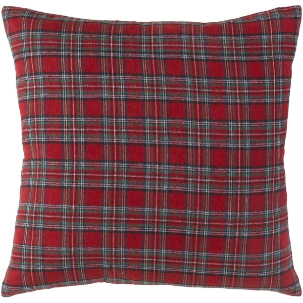 Eades Cotton Throw Pillow Cover by Charlton Home