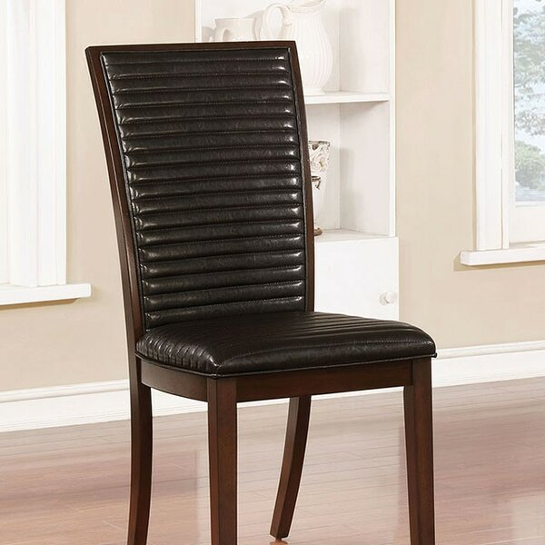 Kiester Upholstered Dining Chair (Set of 2) by Red Barrel Studio