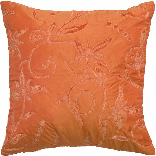 Chesna  Floral Throw Pillow by Wildon Home ®