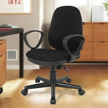 ProHT Mid-Back Desk Chair by Inland Products