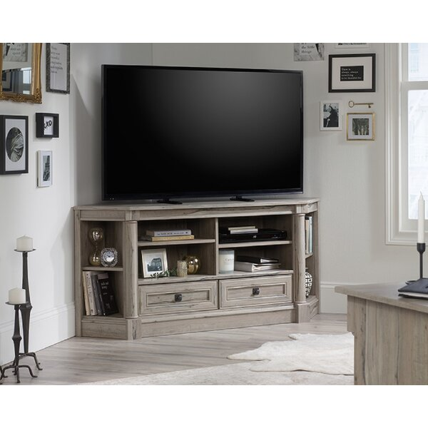 Corner TV Stand For TVs Up To 60
