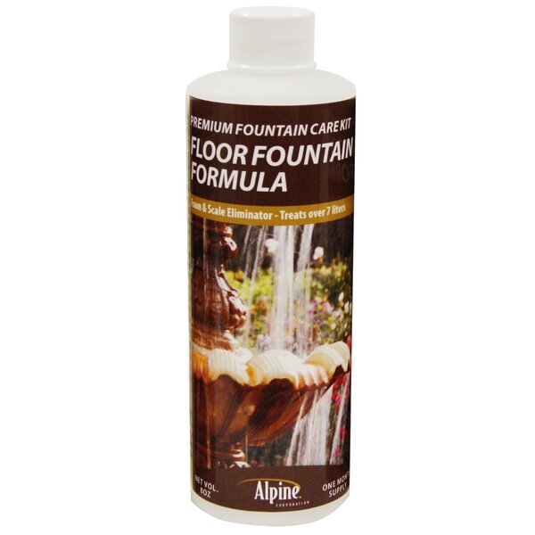 Floor Fountain Cleaner by Alpine