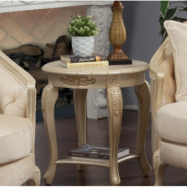 Bella End Table by Benetti's Italia