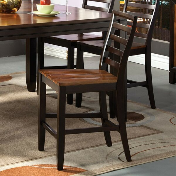 Trevino Counter Height Bar Stool (Set of 2) by Loon Peak