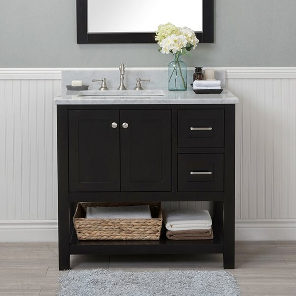 Whiting 36 Single Bathroom Vanity Set by Darby Home Co