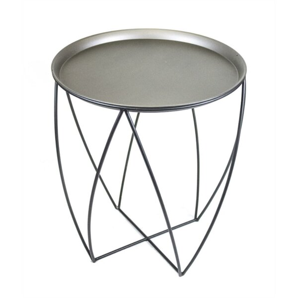 Goodfellow End Table by Wrought Studio