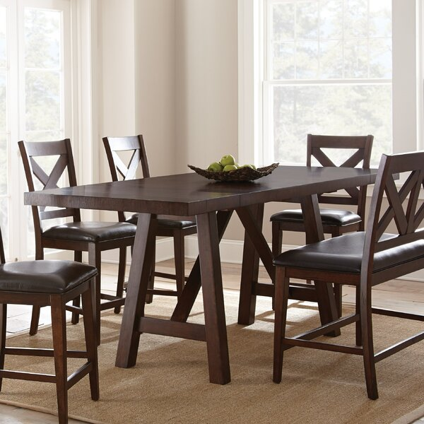 Spier Place Counter Height Dining Table by Alcott Hill