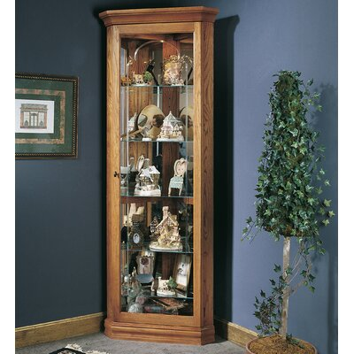 Brand new Purvoche Lighted Console Curio Cabinet & Reviews | Birch Lane HZ55