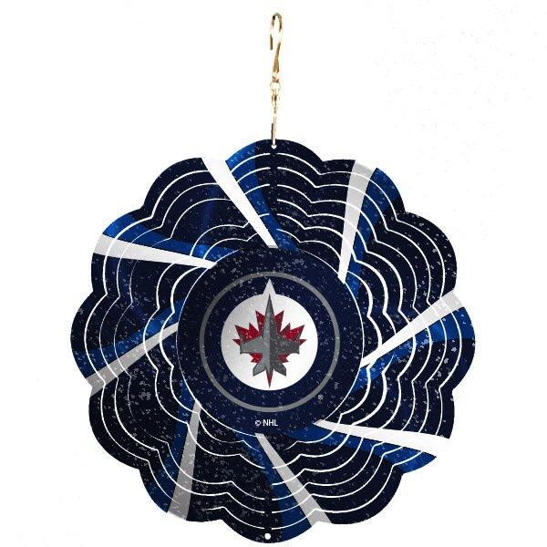 NHL Geo Spinner Ornament by Team Sports America