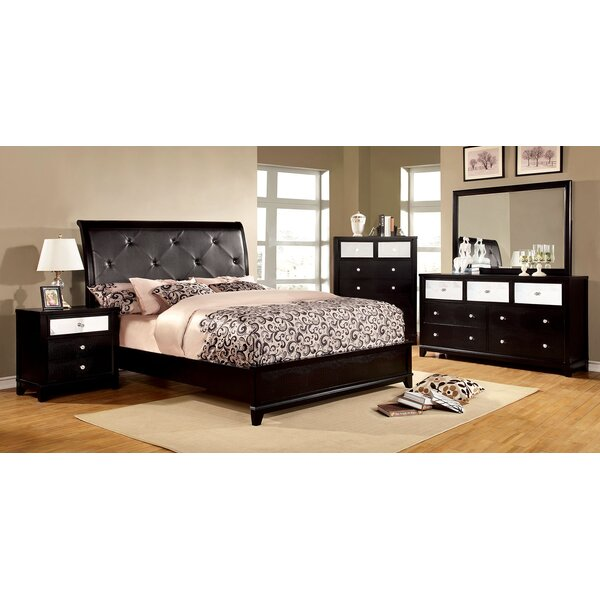 Boyd Sleigh Configurable Bedroom Set by Mercer41