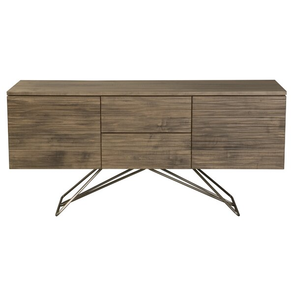 Winkfield 2 Door Buffet Table by Union Rustic Union Rustic