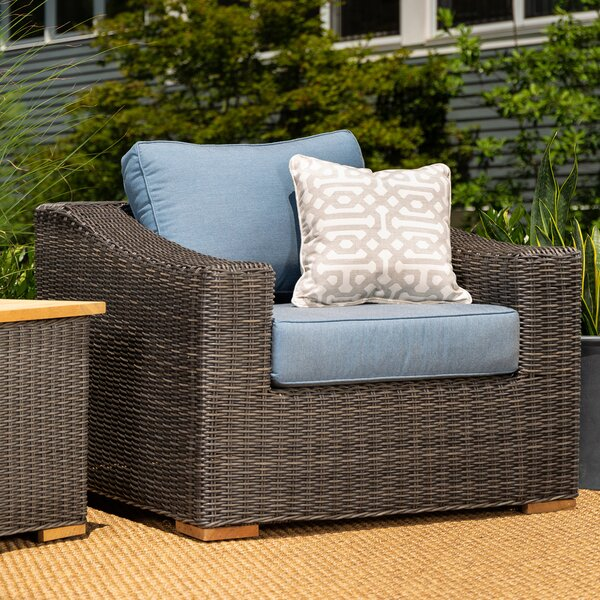 New Boston Patio Chair with Cushion (Set of 2) by La-Z-Boy Outdoor