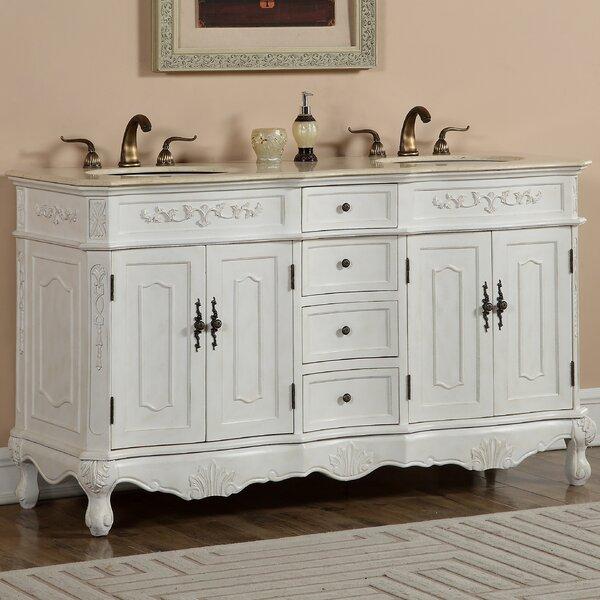 Mangold 60 Double Bathroom Vanity Set by Astoria Grand