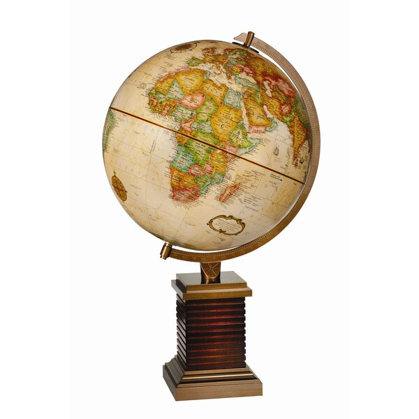 Frank Lloyd Wright Glencoe Globe by Replogle Globes