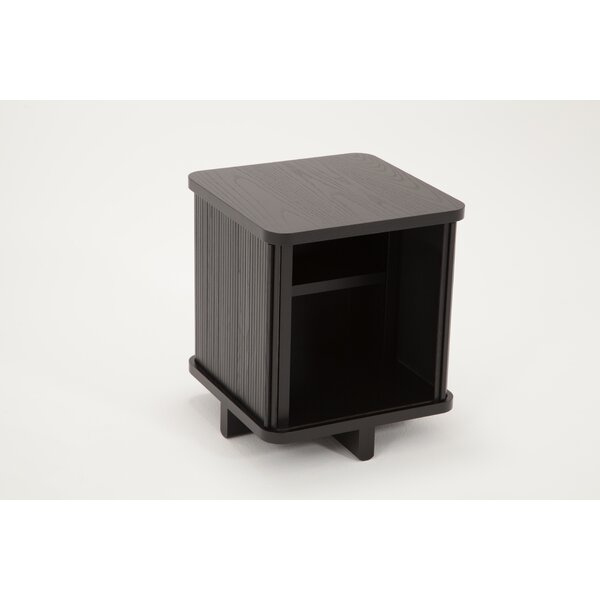 Tambour End Table by EQ3 EQ3