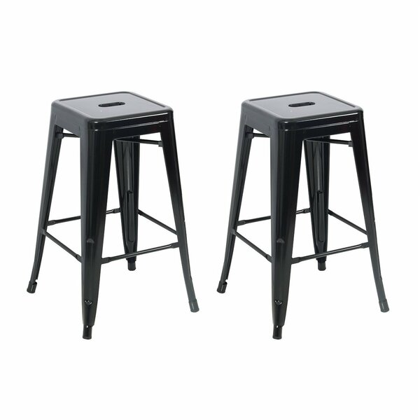 30 Bar Stool (Set of 2) by Belleze