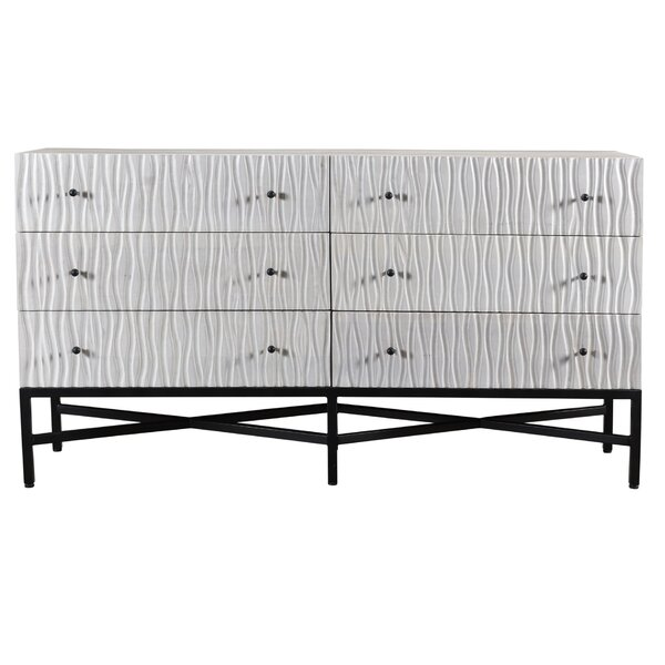 Stantonville 6 Drawer Dresser by Wrought Studio
