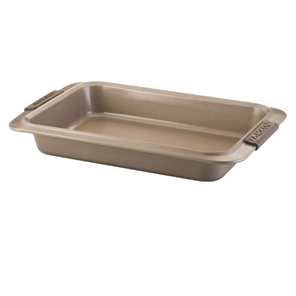 Advanced Bronze Cake Pan by Anolon