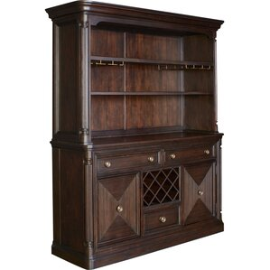 Jessa China Cabinet by Broyhill®