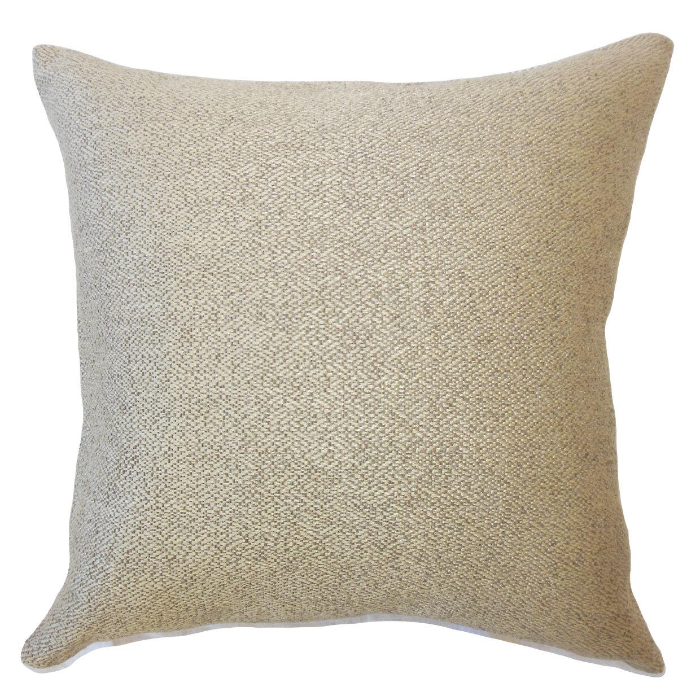 Gracie Oaks Dini Solid Down Filled Lumbar Pillow Wayfair