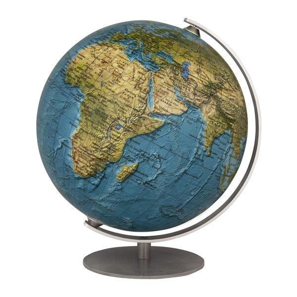Mini Physical Globe by Columbus Globe