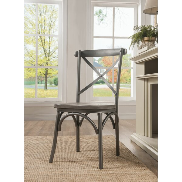 Mayhew Dining Chair (Set of 2) by Gracie Oaks