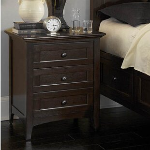 Affordable Calila 3 Drawer Nightstand ByBirch Lane™