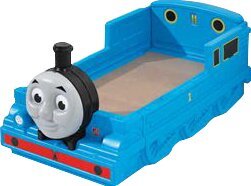 Thomas The Tank Engine™ Toddler Bed by Step2