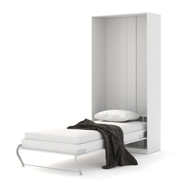 Sturges Murphy Bed with Mattress by Orren Ellis