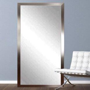 Price comparison Woodruff Steel Chic Tall Vanity Wall Mirror ByOrren Ellis