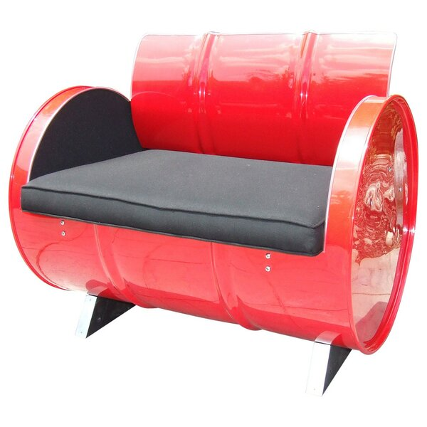 Loft Armchair by Drum Works Furniture