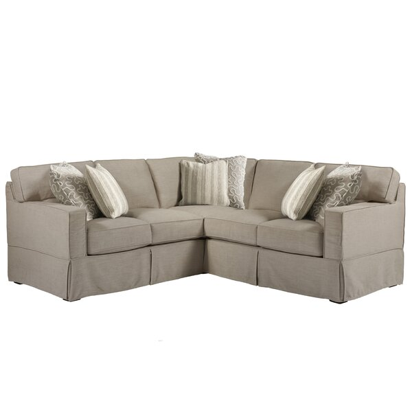 Chatham Sectional by Coastal Living™ by Universal Furniture